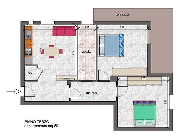 Castelfiorentino Appartamento