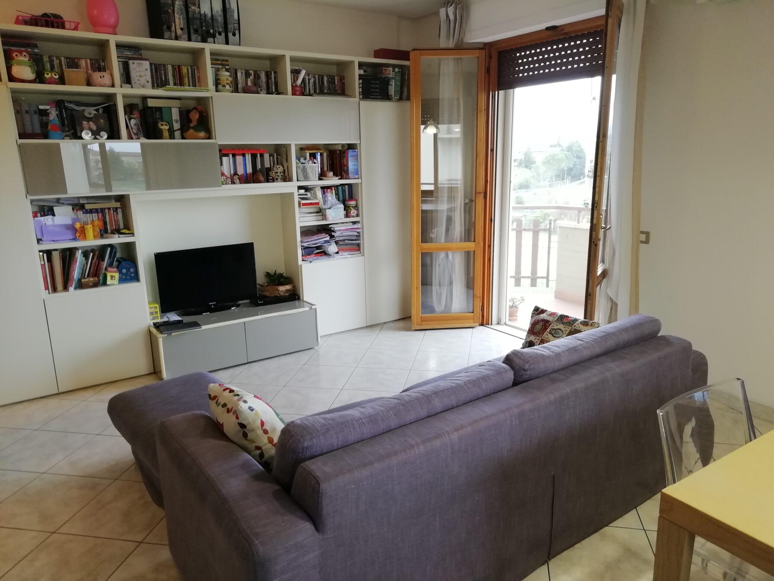 Appartamento semi nuovo